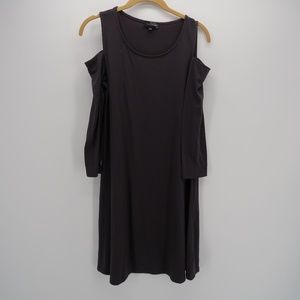 The Limited Black Cold Shoulder Dress Size Small